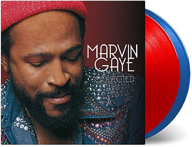 Collected (RED & BLUE Vinyl)