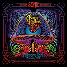 Bear's Sonic Journals - Live At Fillmore East 1970