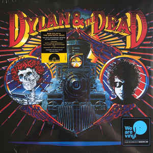 Dylan & The Dead (RED & BLUE Vinyl)