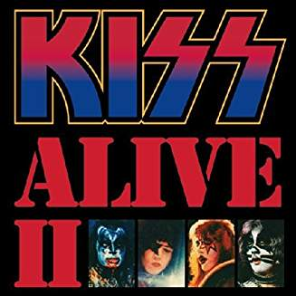 Alive II (US Pressung)