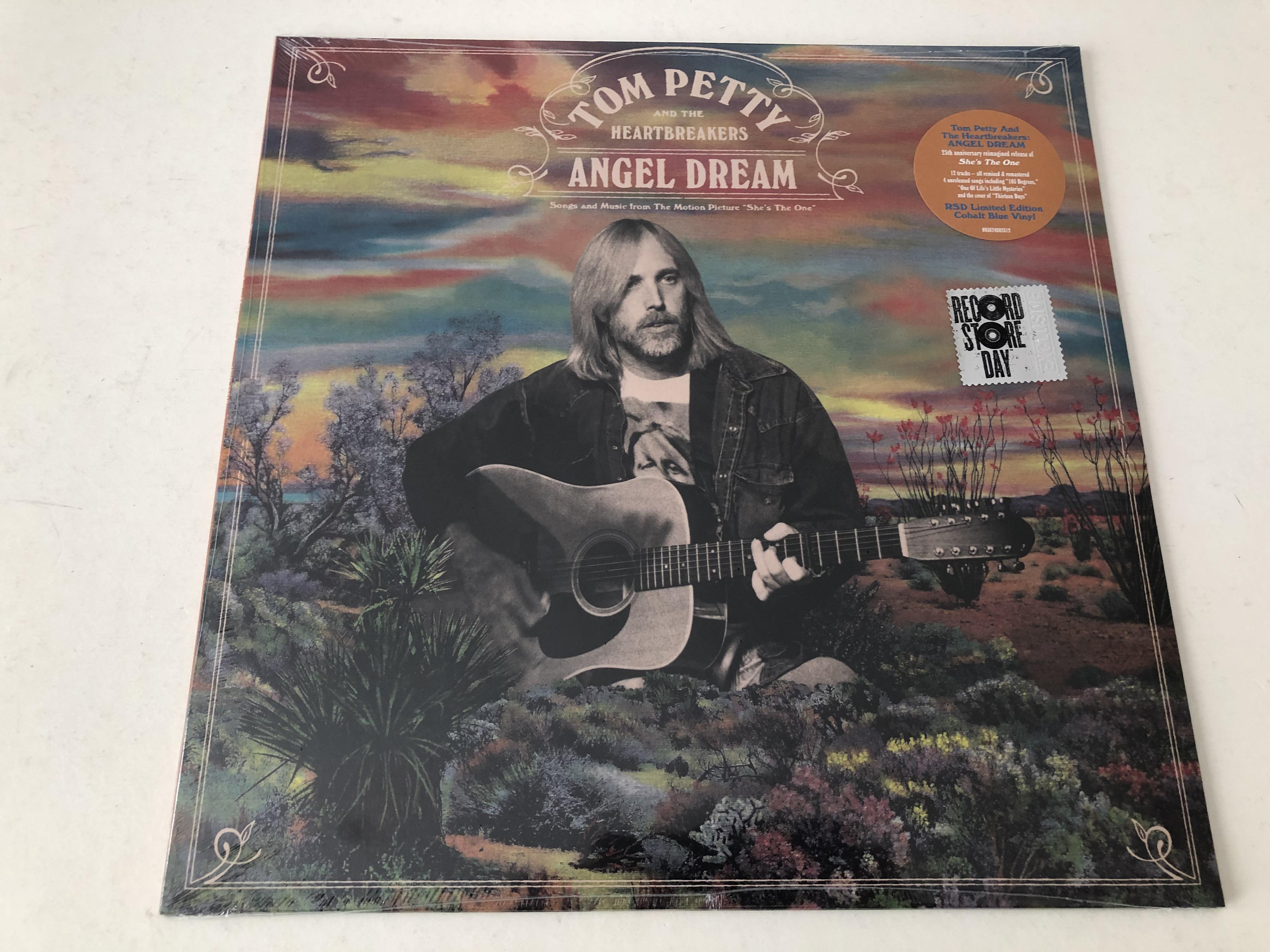 Angel Dream (COBALT BLUE Vinyl)