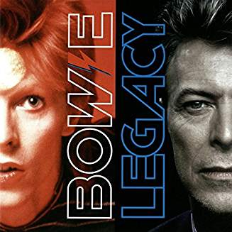 Legacy- The Very Best of Bowie