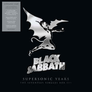 Black Sabbath: Supersonic Years-  The Seventies Singles Box Set