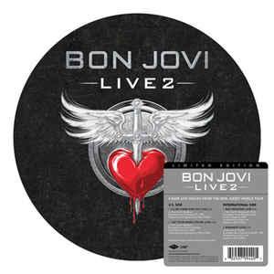Live 2 (PICTURE Vinyl)