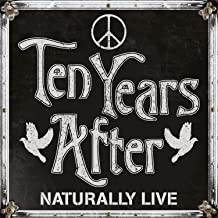 Naturally Live (SILVER COLOURED Vinyl)