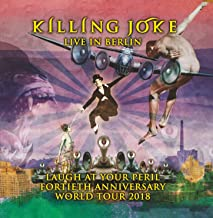 Laugh At Your Peril - Live in Berlin (COLOURED Vinyl)