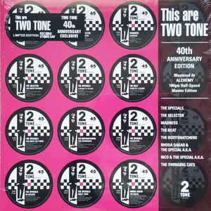 Dance Craze - This are Two Tone