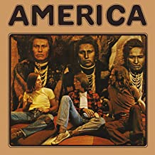 America (FLAMING GOLD Vinyl)