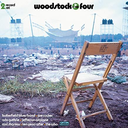 Woodstock: Music From The Original Soundtrack Vol.4, (GREEN & WHITE Vinyl)