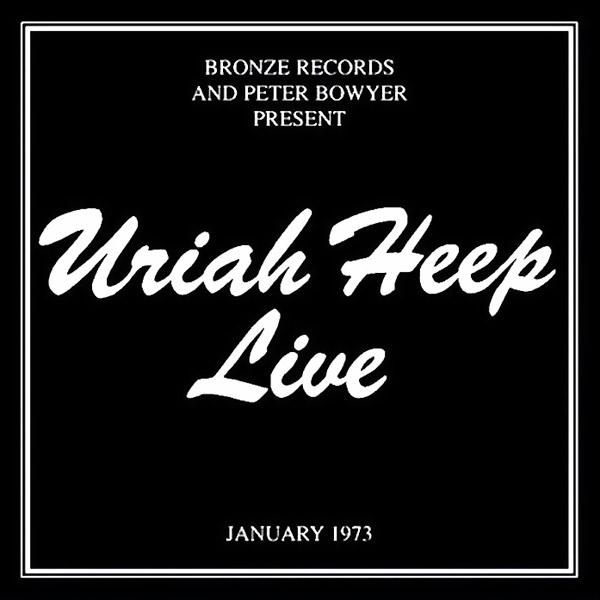 Live '73 (SPLATTER COLOURED Vinyl)