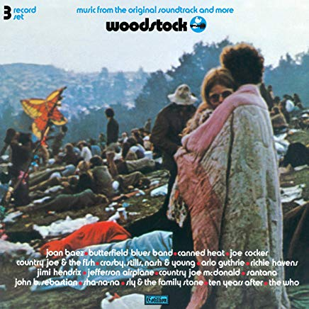 Woodstock: Music From The Original Soundtrack And More (US-Pressung)