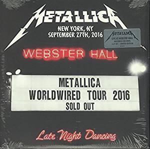 Live At Webster Hall, New York - 9/27/16