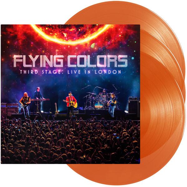 Third Stage: Live In London (Orange Vinyl)