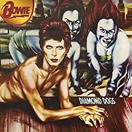 Diamond Dogs (RED Vinyl)