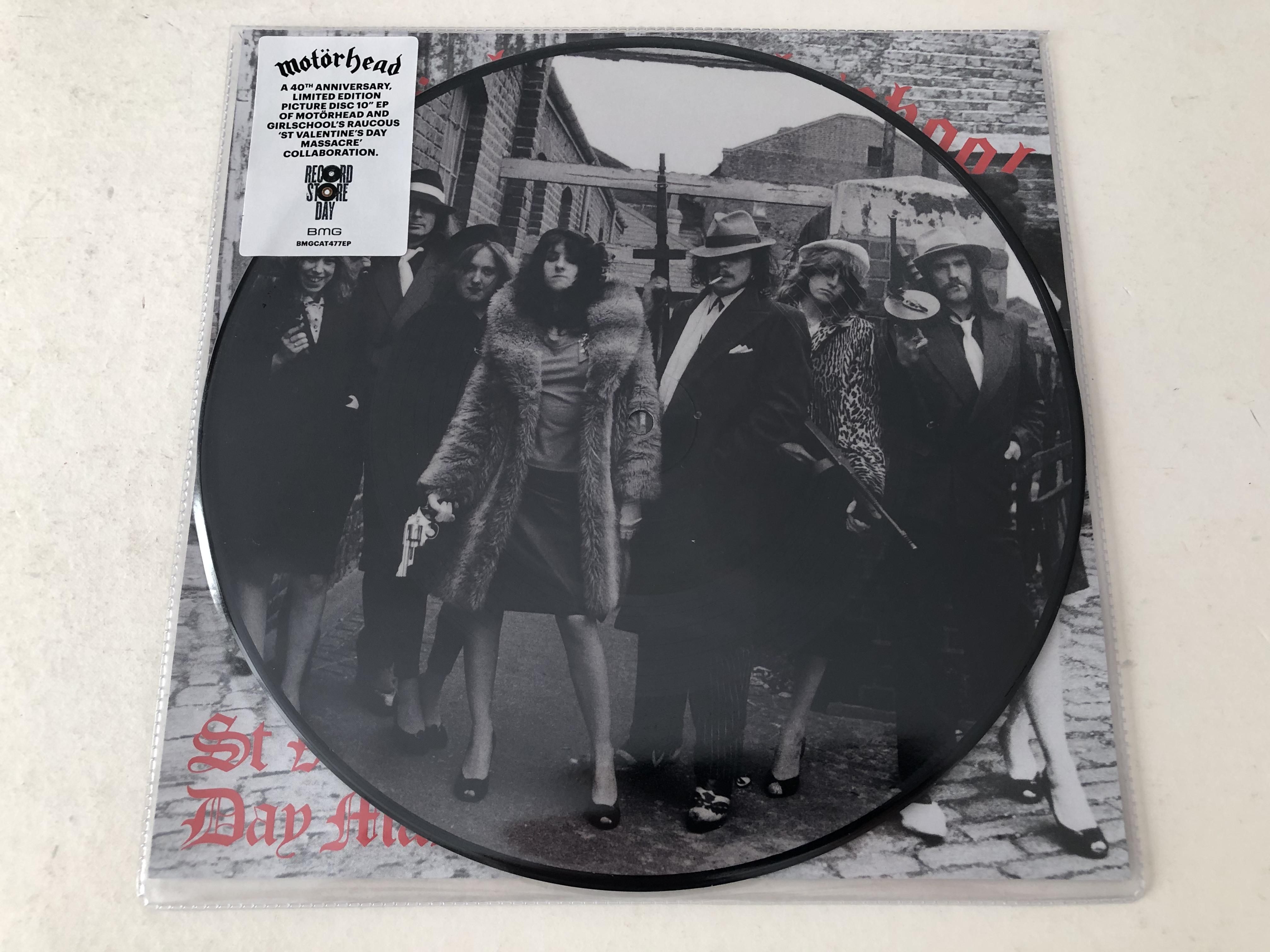 St. Valentine's Day Massacre (PICTURE Vinyl)