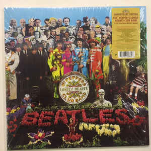 Sgt. Pepper's Lonely Hearts Club Band (US Pressung)