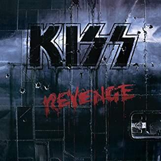 Revenge (US-Pressung)