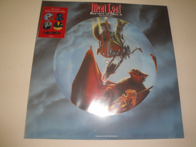 Bat Out Of Hell II (PICTURE Vinyl)
