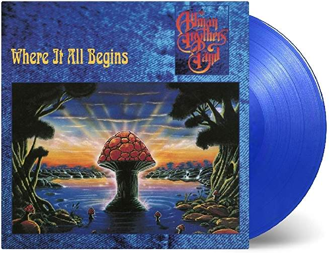 Where It All Begins (BLAUES Vinyl)