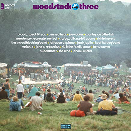 Woodstock: Music From The Original Soundtrack And More, Vol.3 (PURPLE & GOLD Vinyl)