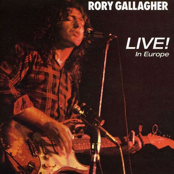Live! In Europe