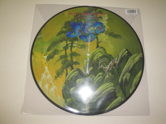 Fly From Here- Return Trip (PICTURE Vinyl)