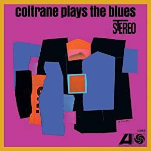 Coltrane Plays The Blues