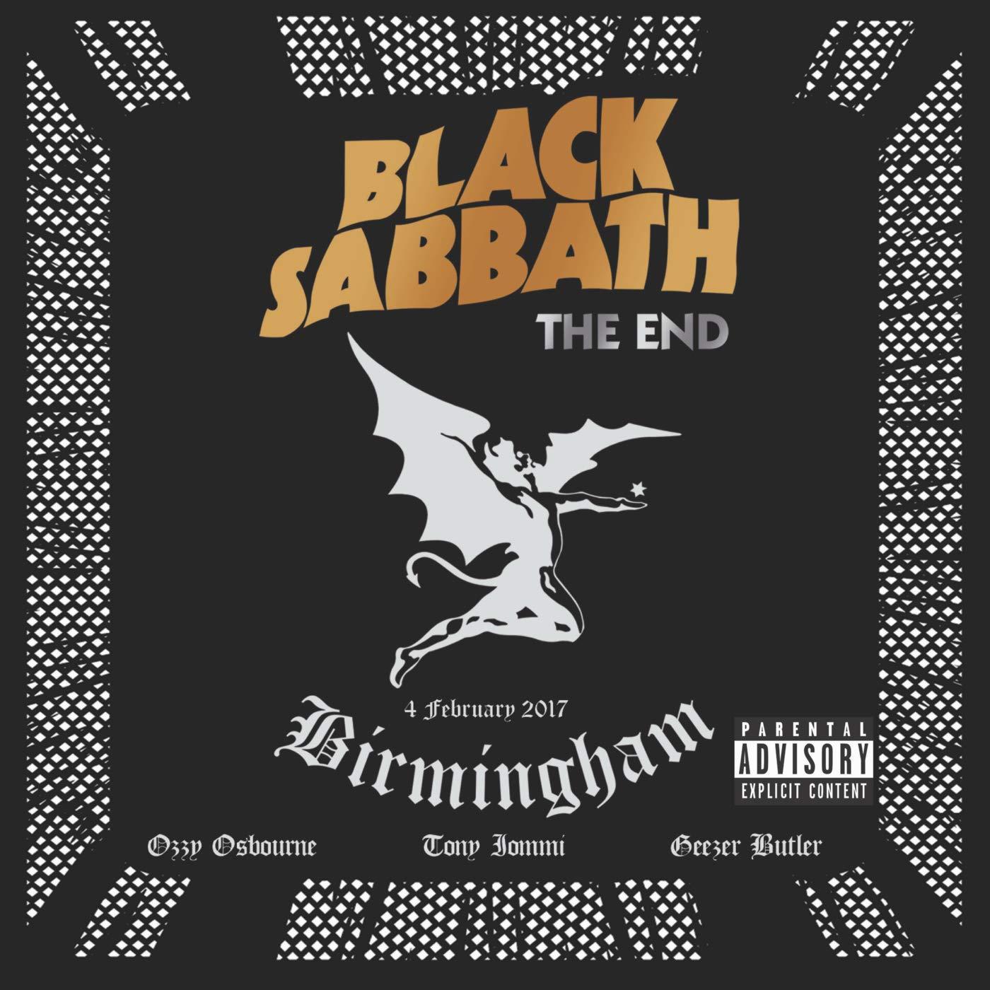 The End - Live in Birmingham 2017 (BLUE Vinyl)