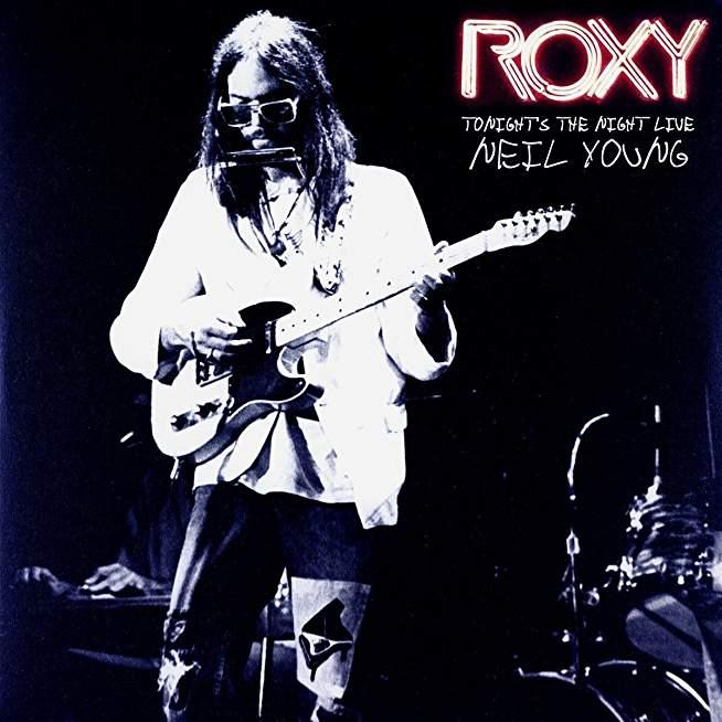 Roxy - Tonight's The Night Vinyl