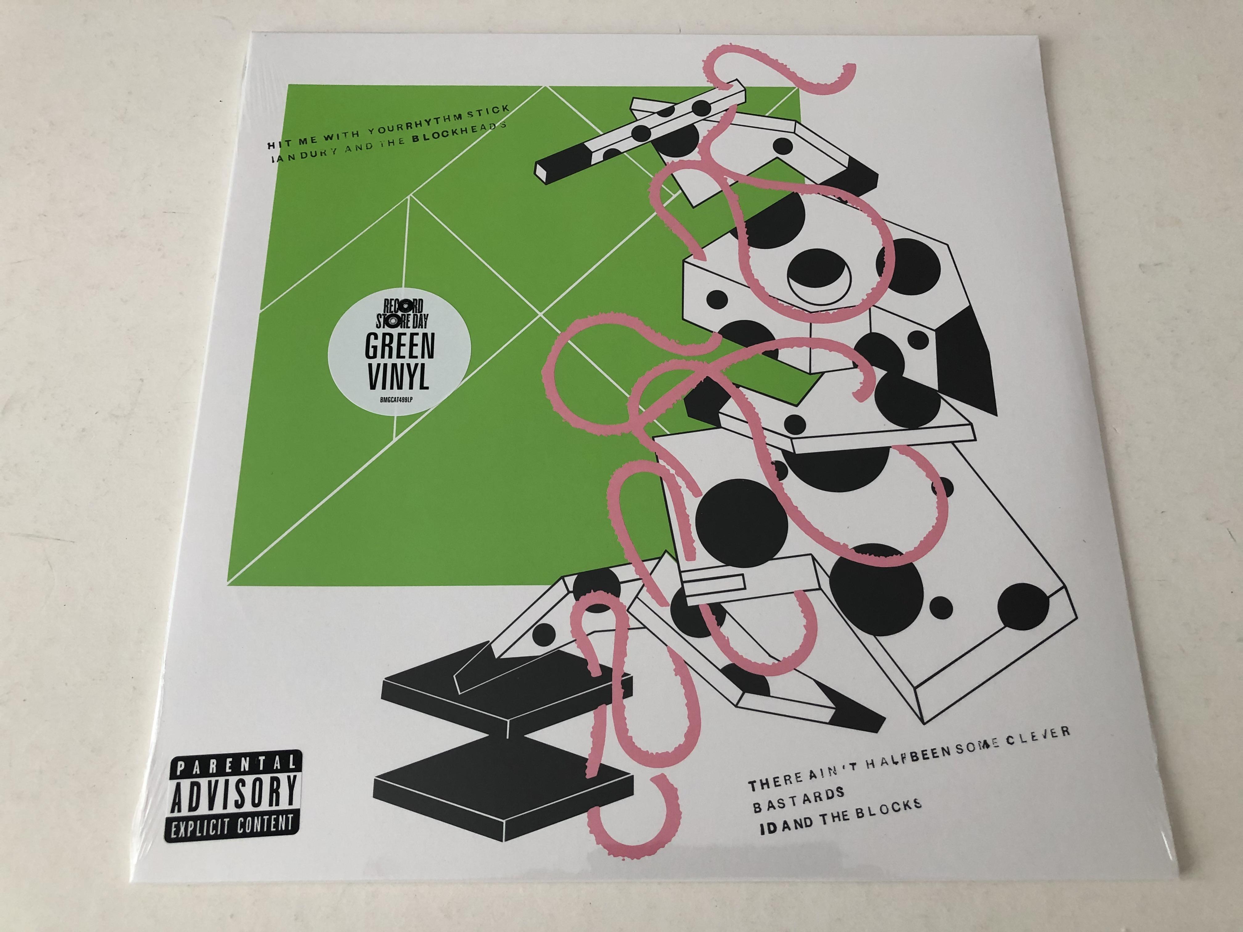 Hit Me With Your Rhythm Stick (GREEN Vinyl)