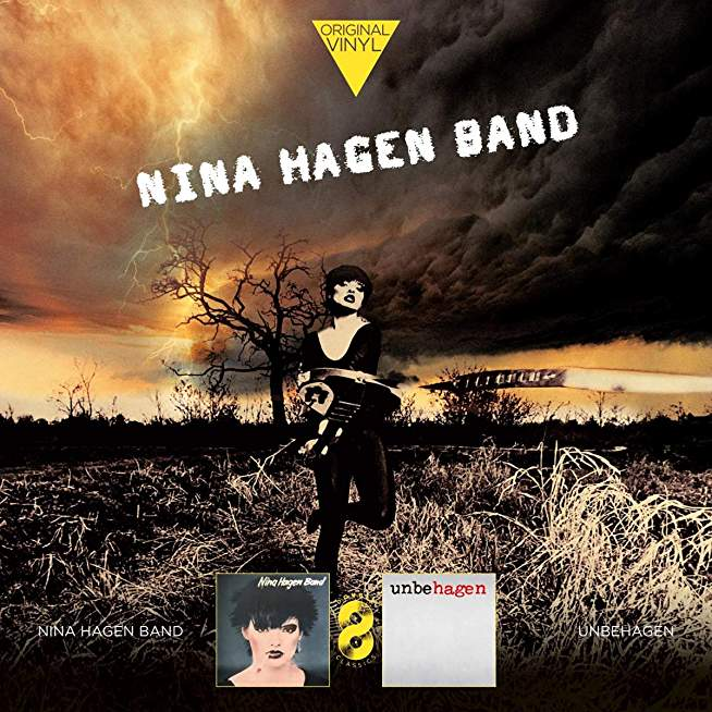 Nina Hagen Band + Unbehagen