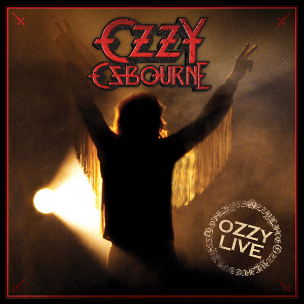 Ozzy Live - On The Blizzard Of Ozz Tour