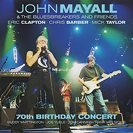 70th Birthday Concert (COLOURED Vinyl)
