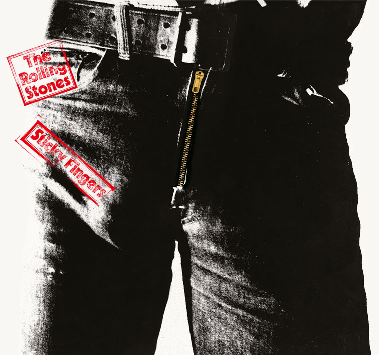 Sticky Fingers (ZIP Cover)