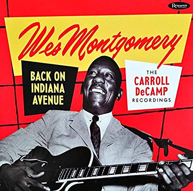 Back On Indiana Avenue -The Carroll DeCamp Recordings