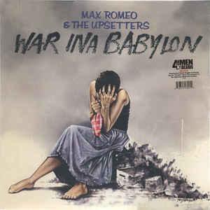 War Ina Babylon (RED Vinyl)