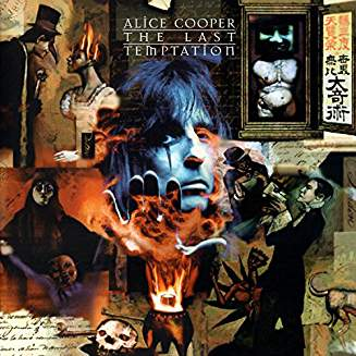 The Last Temptation (BLUE Vinyl)