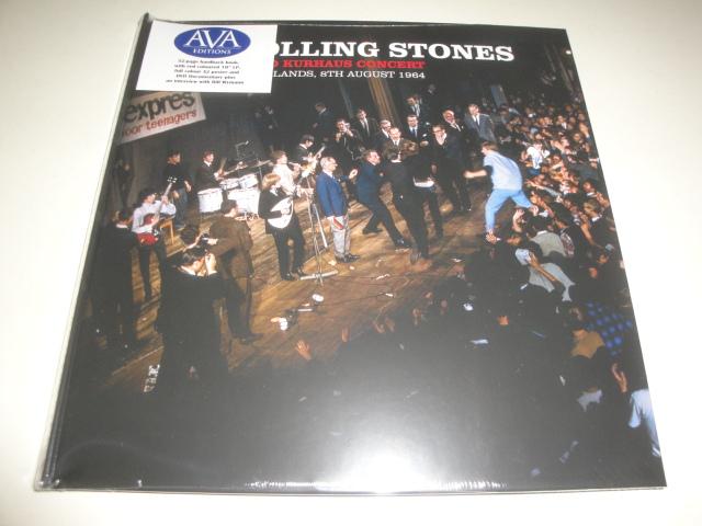 "The Abandoned Kurhaus Concert (10"" RED Vinyl)"