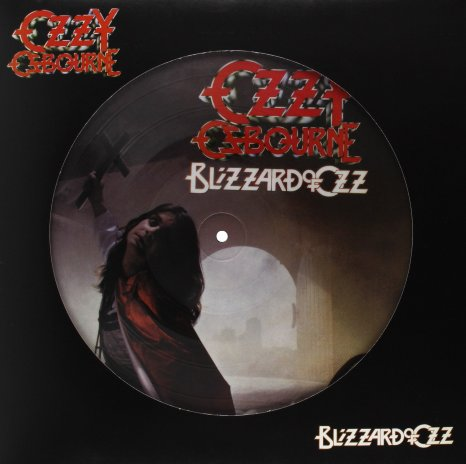 Blizzard Of Ozz - Picture Vinyl