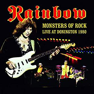 Monsters Of Rock-  Live At Donington 1980