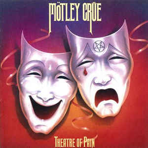 Theatre Of Pain (ORANGE Vinyl)
