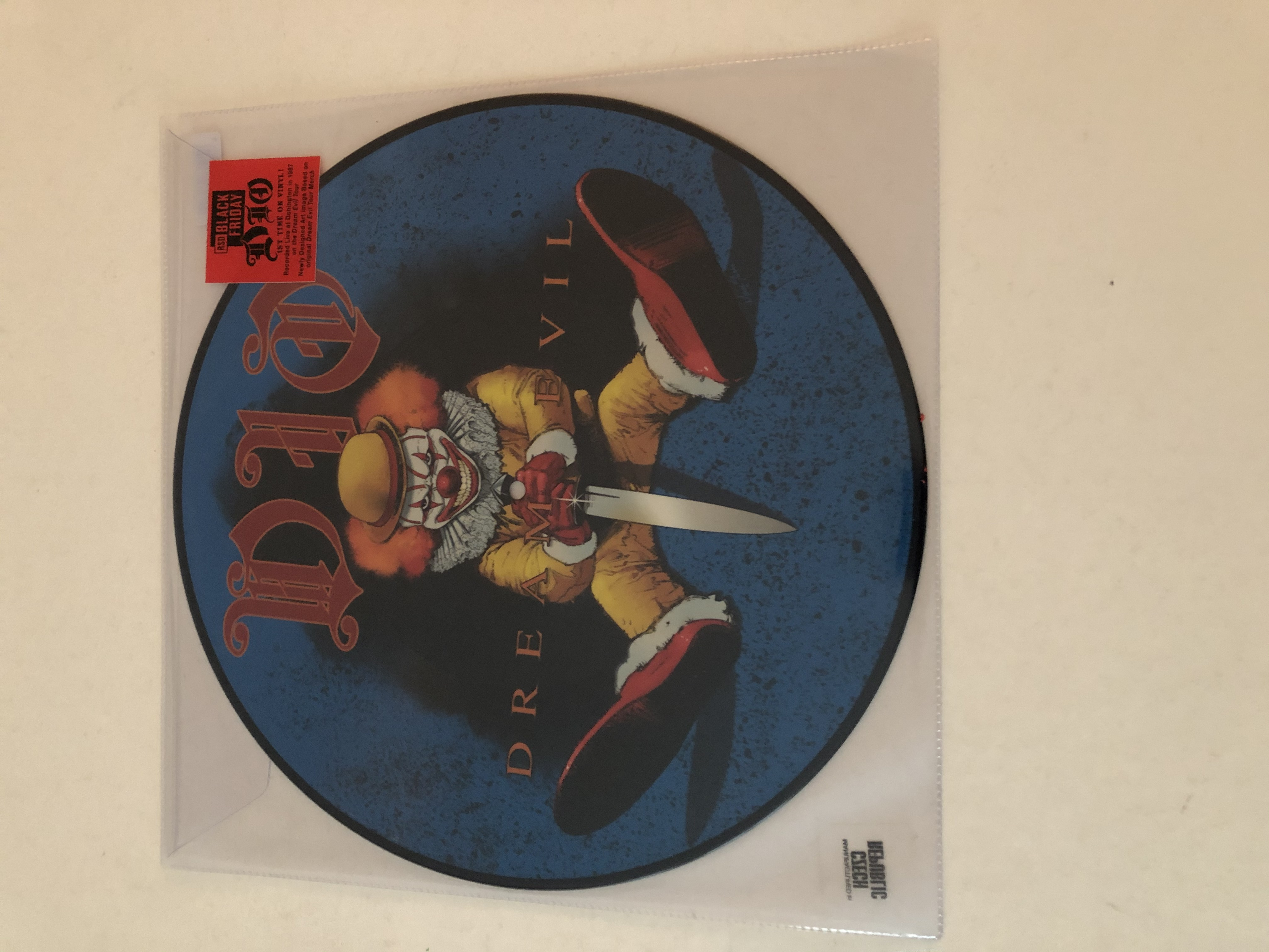 Dream Evil (PICTURE Vinyl)