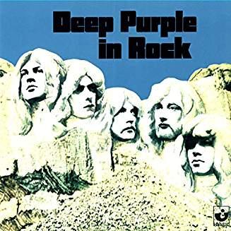 In Rock (PURPLE Vinyl)
