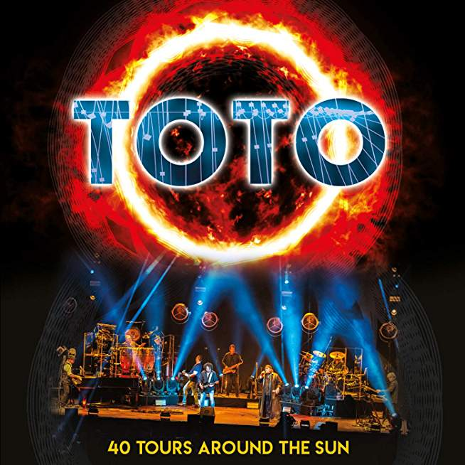 40 Tours Around The Sun (ORANGE Vinyl)