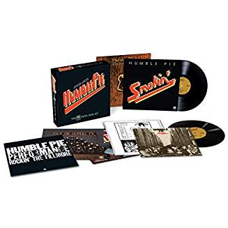 The A&M Vinyl Box Set 1970 - 1975
