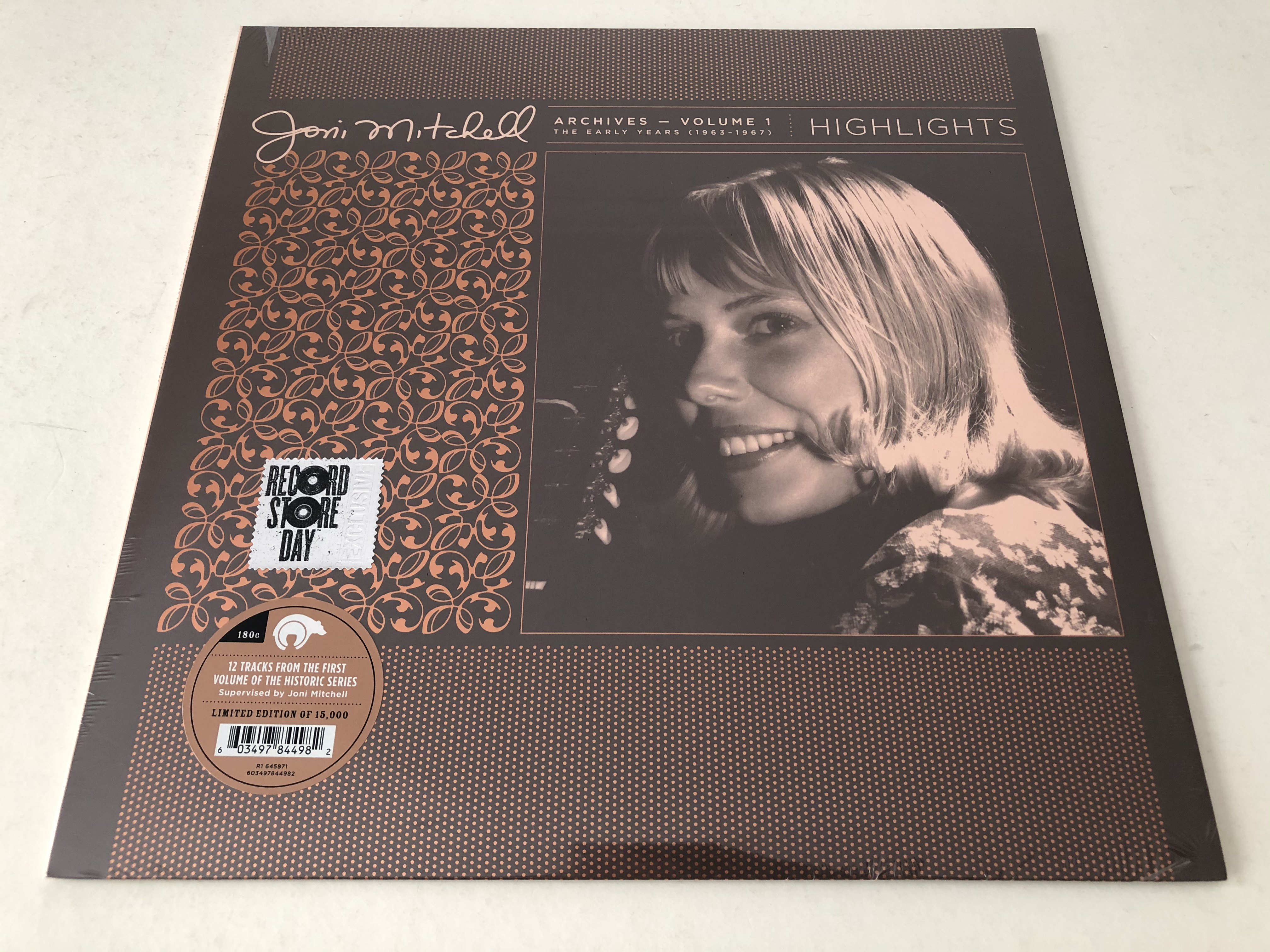 Archives - Volume 1 (1963 - 1967)