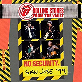 From The Vault- No Security  San Jose 1999 (YELLOW, RED & BLACK Vinyl)