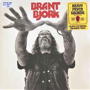 Brant Bjork (WHITE / RED INK SPOT Vinyl)