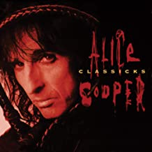 Classicks: The Best Of Alice Cooper (RED Vinyl)