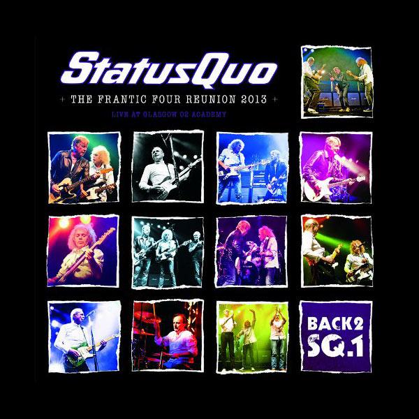 Back2 SQ.1 - Live At Glasgow